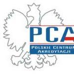 Logo Polskiego Centrum Akredytacji