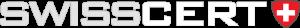 SwissCert logo jasne